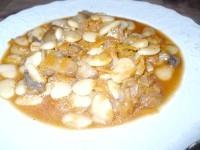 Як приготувати пісну квасоля з грибами і овочами - рецепт