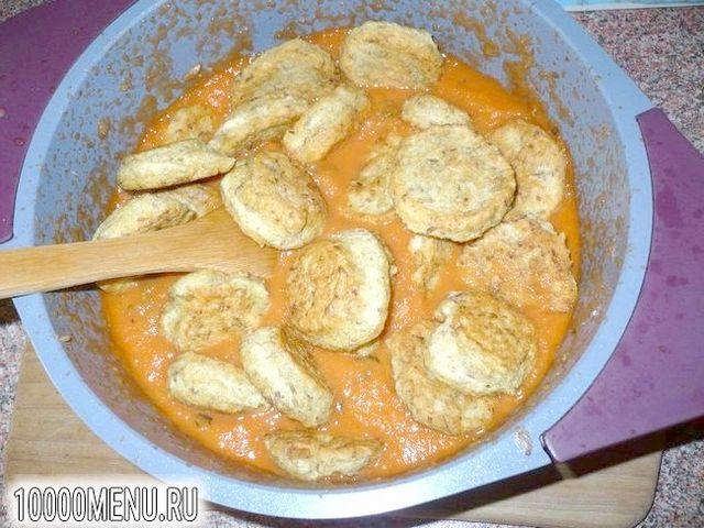 Фото - Пісні сочевичні котлетки в томатному соусі - фото 10 кроку