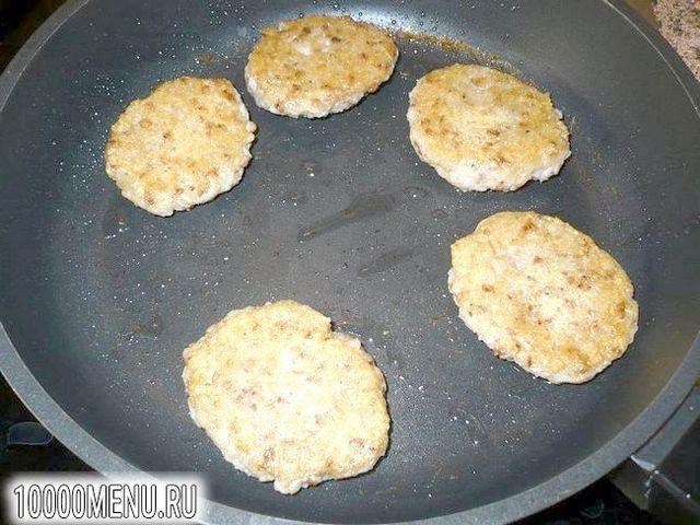 Фото - Пісні картопляно-гречані котлети - фото 3 кроки