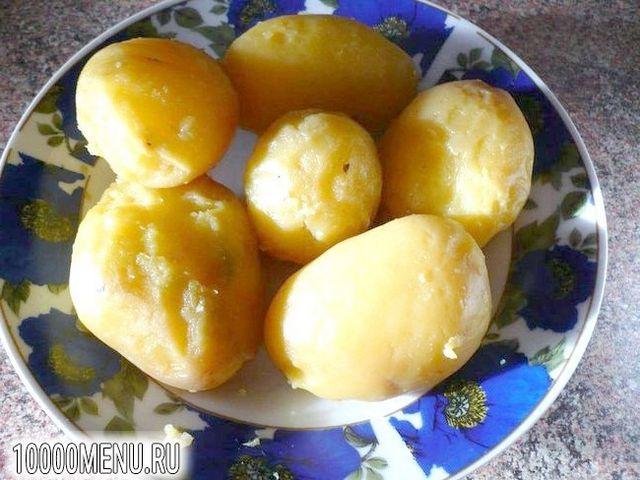 Фото - Пісні картопляні котлети - фото 3 кроки