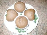 Як приготувати пісні кекси з какао - рецепт