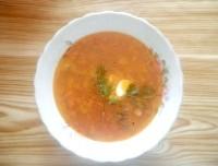 Як приготувати пісний гречаний суп - рецепт