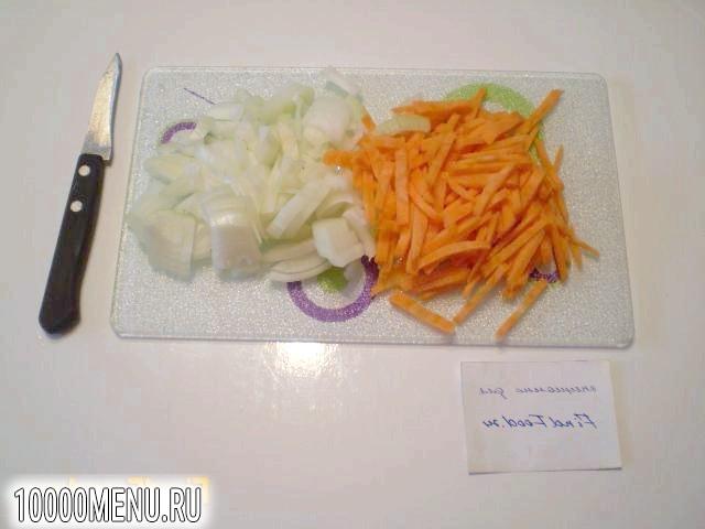 Фото - Пісний гречаний суп з гарбузом - фото 2 кроки