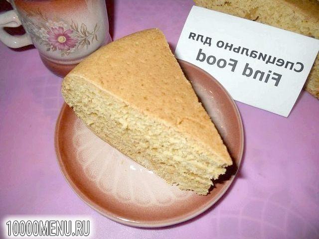 Фото - Пісний кекс на розсолі - фото 8 кроку