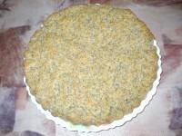 Як приготувати пісний кукурудзяний пиріг з маком - рецепт