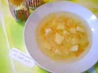 Як приготувати пісний суп з червоною сочевицею - рецепт