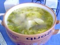 Як приготувати пісний зелений борщ - рецепт