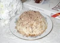 Як приготувати пряниковий тортик з зефіром - рецепт