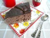 Як приготувати простий шоколадний кекс в мультиварці - рецепт