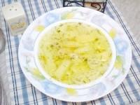 Як приготувати простий суп з макаронами в мультиварці - рецепт