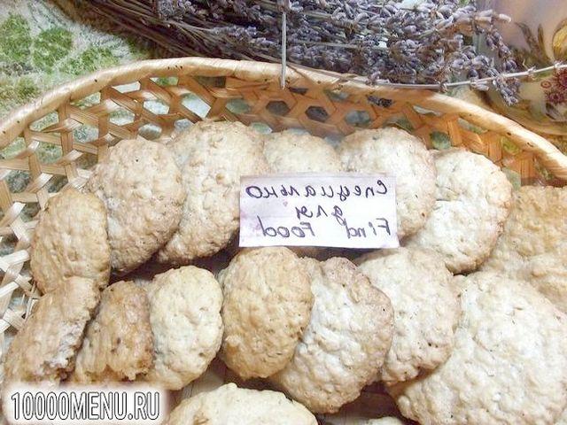 Фото - Пшенично-вівсяне печиво - фото 8 кроку