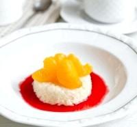 Як приготувати рисовий пудинг з фруктами - рецепт