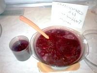 Як приготувати горобиновий кисіль з яблуками - рецепт