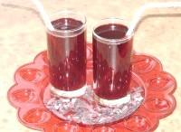 Як приготувати рубіновий напій - рецепт