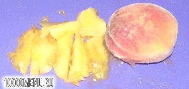 Фото - Салат ягідний мікс з малиновим сиропом - фото 4 кроки