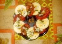 Як приготувати салат капрезе - рецепт