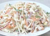 Як приготувати салат коулслоу - рецепт