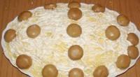 Як приготувати салат лісова галявина - рецепт