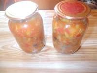 Як приготувати салат на зиму щедре літо - рецепт