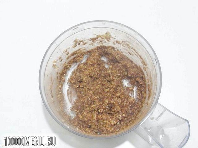 Фото - Шоколадно-вівсяне печиво - фото 3 кроки