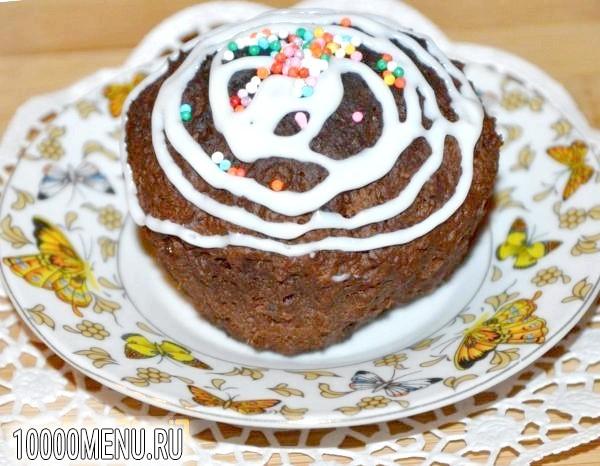 Фото - Шоколадні кекси - фото 9 кроку