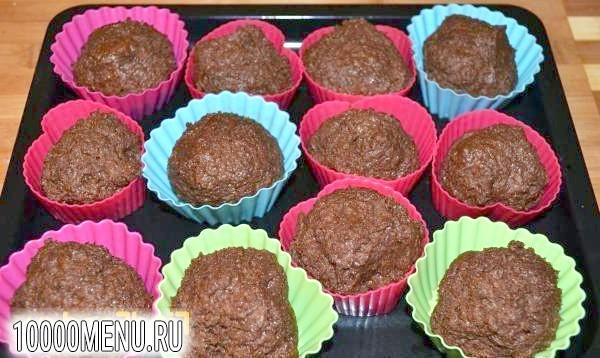 Фото - Шоколадні кекси - фото 7 кроку