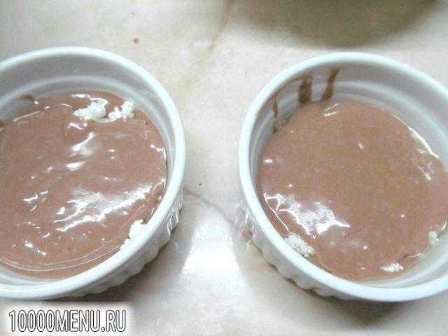 Фото - Шоколадні кекси з сиром - фото 9 кроку