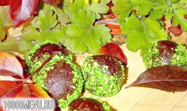Фото - Шоколадні цукерки Каштани - фото 4 кроки