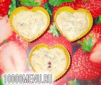 Фото - Смородинові кекси - фото 5 кроку