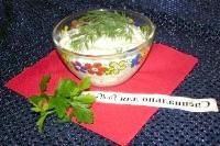 Як приготувати соус цацики - рецепт