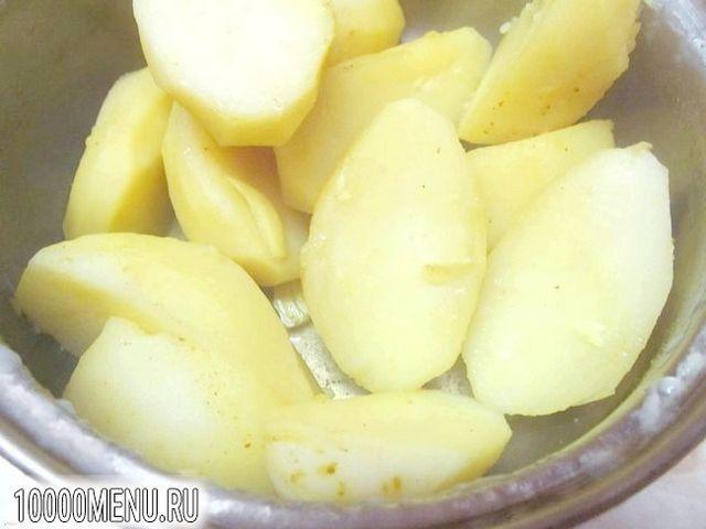 Фото - Свинячі реберця з кислою капустою в мультиварці - фото 10 кроку
