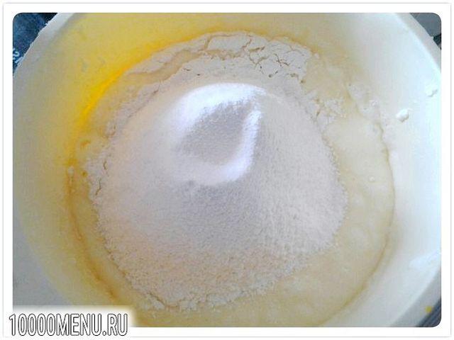 Фото - Сирні кекси - фото 5 кроку