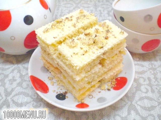 Фото - Вафлі з медом і волоськими горіхами - фото 7 кроку