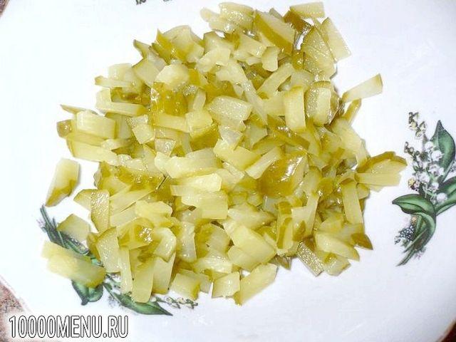 Фото - Вегетаріанський олів'є - фото 4 кроки