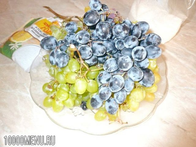 Фото - Виноградне варення в мультиварці - фото 1 кроку