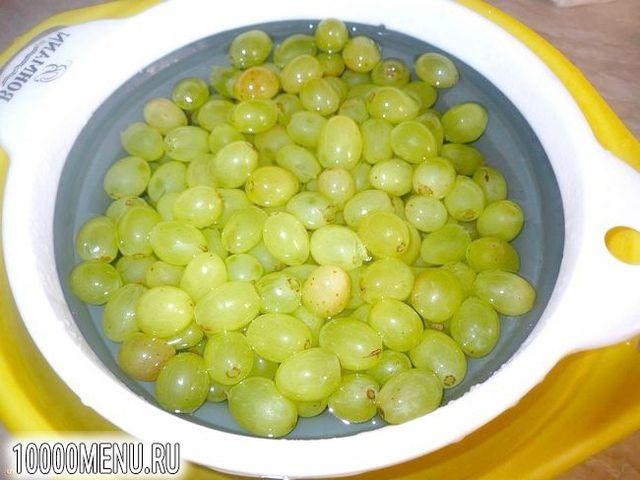 Фото - Виноградне варення в мультиварці - фото 4 кроки