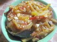 Як приготувати закуска з баклажанів - рецепт