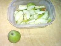 Як приготувати заморожені груші - рецепт