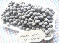 Як приготувати заморожений виноград - рецепт