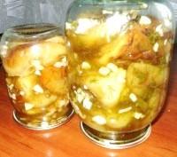 Як приготувати смажений солодкий перець на зиму - рецепт