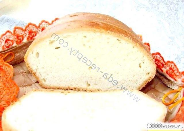 Фото - Білий хліб