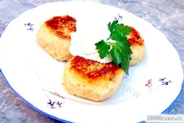 Кулінарний рецепт биточки з цвітної капусти з фото
