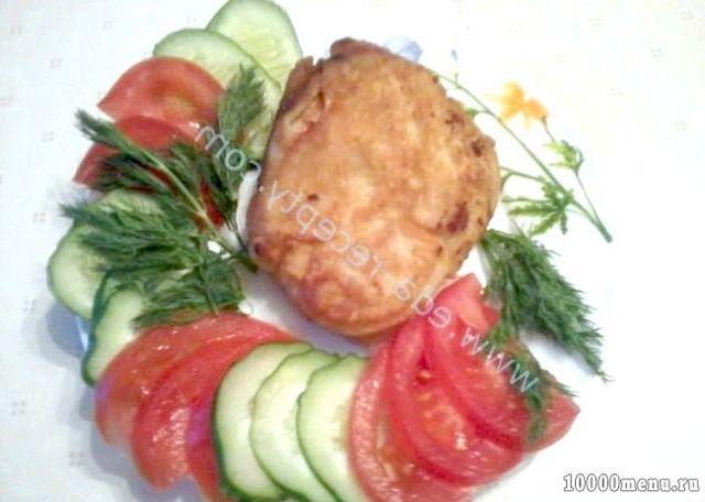 Фото - Дуже смачно зі свіжими овочами і зеленню, страва смачна, ситна і легке.