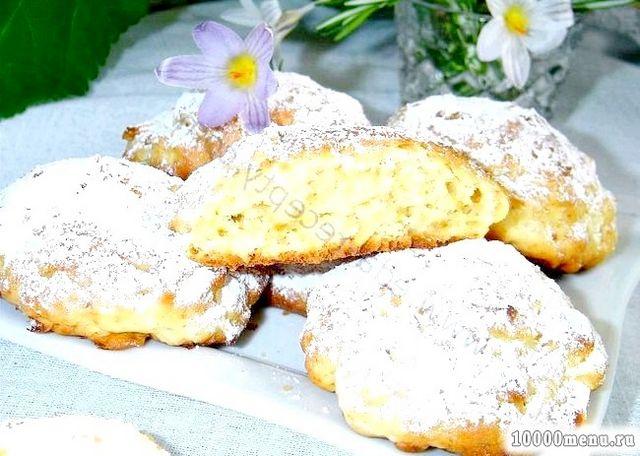 Фото - Яблучне печиво