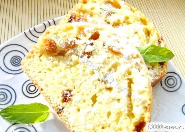 Кулінарний рецепт кекс англійську з фото