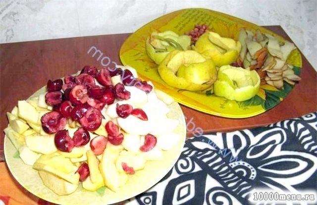 Фото - Увага, очищення від яблук і груш, а також кісточки вишень не викидаємо!