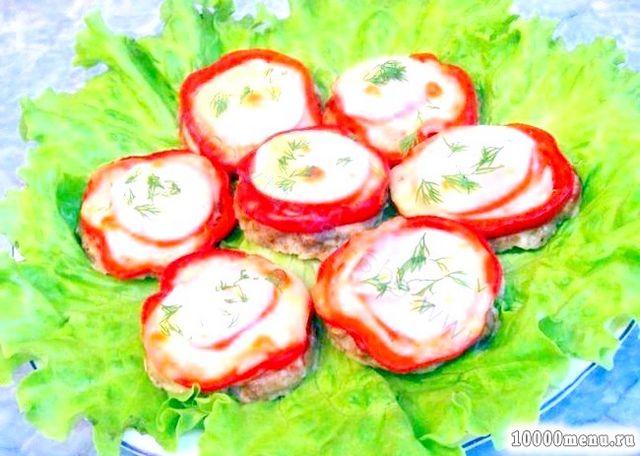 Кулінарний рецепт котлети ласточкино гніздо з фото
