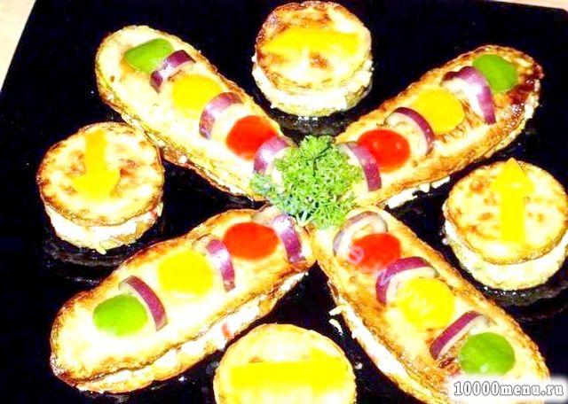 Фото - Овочева закуска
