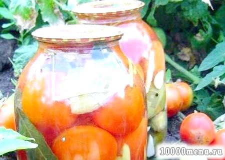 Фото - Овочеве асорті