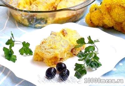Кулінарний рецепт пататапітта з фото
